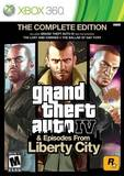Grand Theft Auto IV -- The Complete Edition (Xbox 360)
